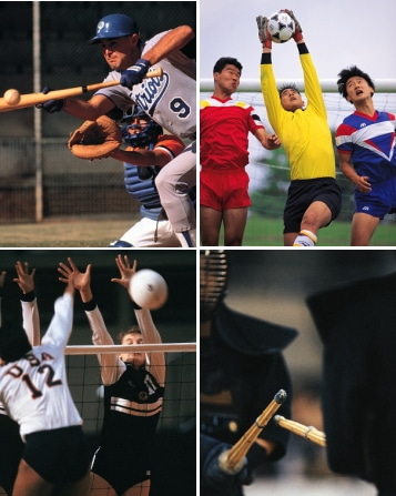 スポーツチーム向けセミナー