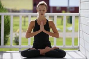 呼吸法によるメンタルトレーニング